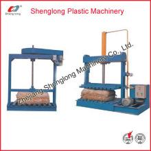 Máquina de embalaje hidráulica para bolsa tejida PP (SL-1100)