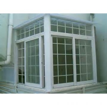 Fenêtre coulissante verticale en vinyle à double glissière (BHA-LW010)