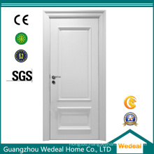 WPC Interior Flush Panel Door for Hotel Project