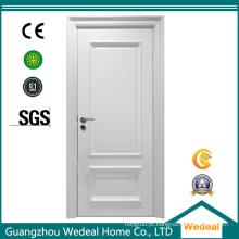 3 pele da porta do painel para a porta de madeira interior do MDF