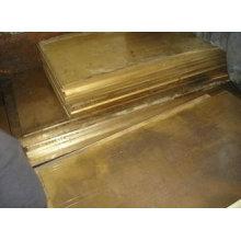 Bonne qualité mécanique, prix inférieur et feuille de cuivre H63 largement utilisée