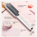 Professionelle Glätteisen-Haarglätterbürste aus Keramik