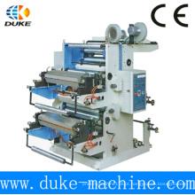 Máquina de impressão flexográfica / tipográfica de sacola plástica de t-shirt Tow-Color para venda (YT-2600)
