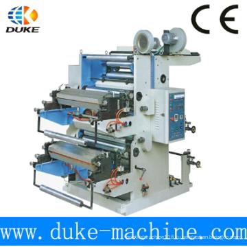 Tow-Color T-Shirt полиэтиленовый пакет высокой печати / флексографской печатной машины для продажи (YT-2600)