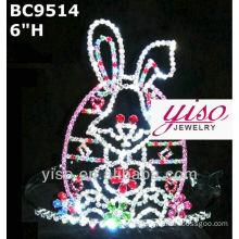 holiday crystal crown and tiara