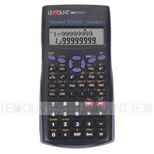 Scientific Calculator with Two Lines and 10 Digits Display (LC713)