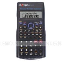 Scientific Calculator mit zwei Linien und 10 Ziffern Display (LC713)