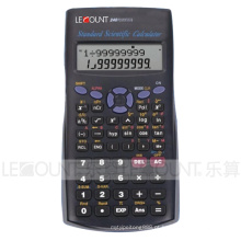 Calculadora científica com duas linhas e 10 dígitos de exibição (LC713)