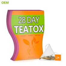Wholesale Chinese Organic Beauty Detox Slim Tea Fit Tea Detox Dropshipping Private Label Skinny 14 Day Slimming Detox Tea