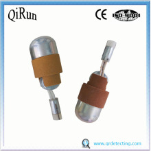 2-Trong-1 Sublance Compound Probe cho Molten Metal