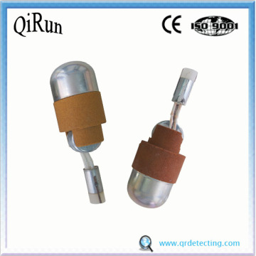 China for 2-In-1 Probe For Sampler,2-In-1 Probe For Temperature Wholesale From China 2-In-1 Sublance Compound Probe for Molten Metal export to Somalia Factories