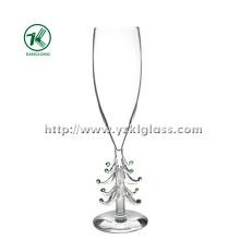 Single Wall Champagne Glass por SGS, BV (DIA 6 * 24)