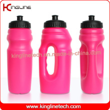 Plastik-Sport-Wasser-Flasche, Plastik-Sport-Wasser-Flasche, 700ml Plastik-Getränk-Flasche (KL-6760)