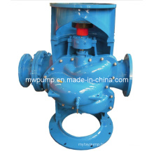Vertical Double Suction Split Case Pump