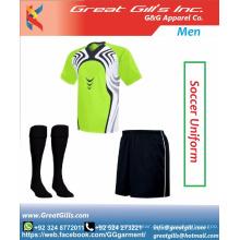 Neueste Fußballuniform Fußballbekleidung / Fußballkostüme / Fußballbekleidung