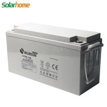 Bluesun longue durée batterie pas cher prix usine 2v 200ah gel prix pour panneaux solaires
