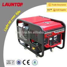 Бензиновый генератор мощностью 10 кВт с двойным цилиндром