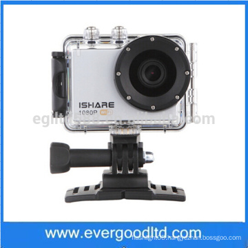 iShare S600W WiFi FHD 1080P 30M Waterproof Diving Sport Mini Digital Camera