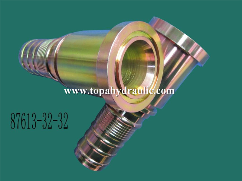 87613 emb T clutch hose & fittings