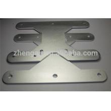Custom CNC usinagem de peças de alumínio