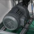 Transmission system 3 ply mask making machine