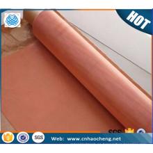 Conductivo Emi material de blindaje magnético tela de malla de cobre