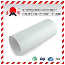 Ingénierie blanc nuance feuille réfléchissante vinyle pour la circulation routière signe signes avant-coureurs (TM7600)