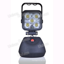 12V 15W LED im Freien kampierende Arbeits-Licht