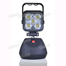 Luz de trabajo al aire libre del trabajo de 12V 15W LED