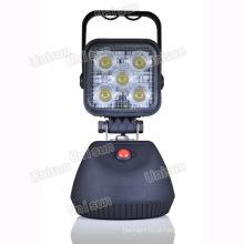 Luz de trabalho ao ar livre do trabalho de 12V 15W LED