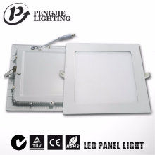 Ultra Slim 6W LED Panel Light (Square)