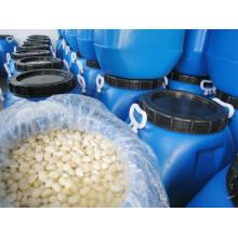 Alho de qualidade superior em salmoura 50 kg por tambor, todos os tamanhos estão disponíveis