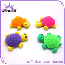 Lovely 3D Tortoise Eraser in Different Colors for Chindren (ER016)