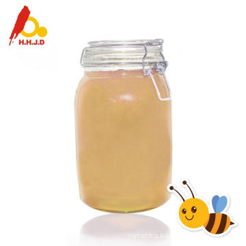 Haute nutrition du miel d'acacia