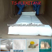 sac conteneur flexitank pour le transport liquide