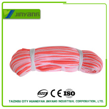 high visibility silver security reflective piping