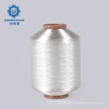 Xiamen Bright 200Denier36F White Nylon 6 Dty Yarn price for lace