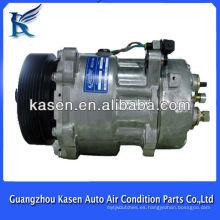 SANDEN SD7V16 transportista auto compresor de CA para Volkswagen 1222 7D0820805L 7D0820805D 7D0820805J