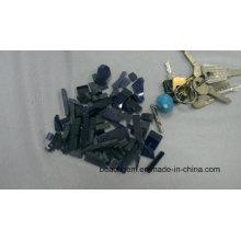 Customized Lab Created Sapphire Loose Gemstone
