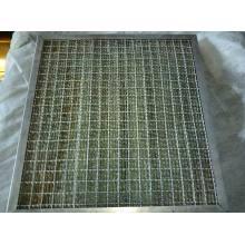 Einstufige Elektrofilter Filter
