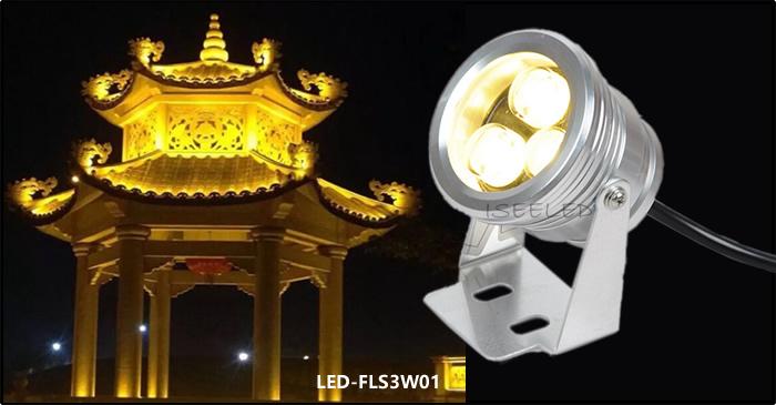 mini spot light 3W01-02 (2)