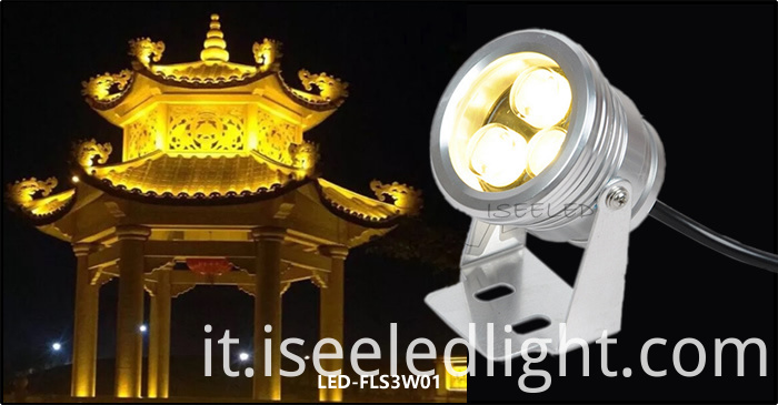 mini LED light outdoor