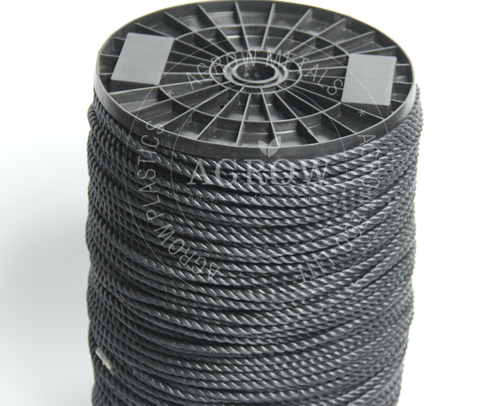 PP multifilament rope Polyester rope