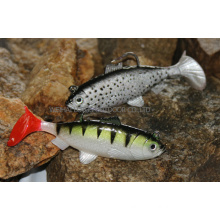 Good Quality Soft Lure with Lead 5563