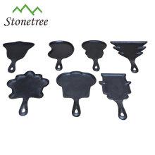 Poêle commerciale en fonte / mini poêle en fonte