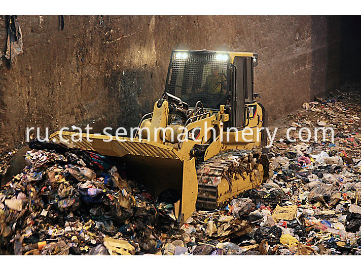 cat 953K WH crawler loader