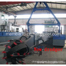 Hydraulic China Dredger Manufacturer