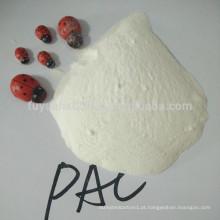 Spray Dry 30% Pureza White PAC Pó De cloreto de polialumínio