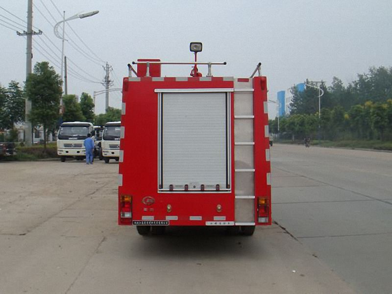 Fire Truck Fire Engine 23