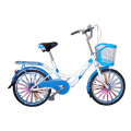Ladys Bikes mit Doppelständer